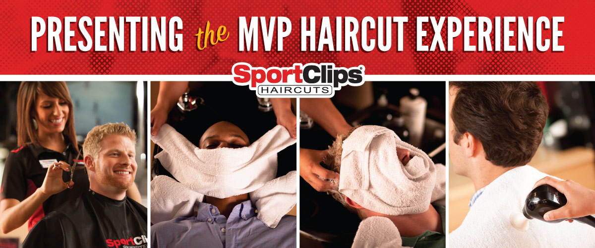 The Sport Clips Haircuts of Greeley  MVP Haircut Experience