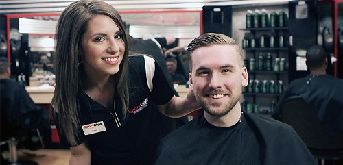 Sport Clips Haircuts of Greeley ​ stylist hair cut